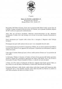 Libro SANTI  BEATI TESTIMONI DELLA FEDE DOMENICANI di Franco Mariani-page-291