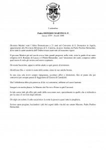 Libro SANTI  BEATI TESTIMONI DELLA FEDE DOMENICANI di Franco Mariani-page-299