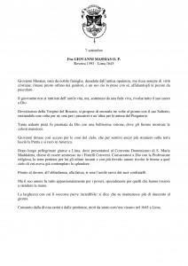 Libro SANTI  BEATI TESTIMONI DELLA FEDE DOMENICANI di Franco Mariani-page-303