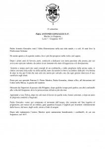 Libro SANTI  BEATI TESTIMONI DELLA FEDE DOMENICANI di Franco Mariani-page-308