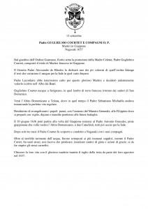 Libro SANTI  BEATI TESTIMONI DELLA FEDE DOMENICANI di Franco Mariani-page-309