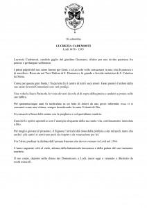 Libro SANTI  BEATI TESTIMONI DELLA FEDE DOMENICANI di Franco Mariani-page-312