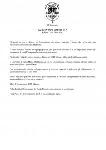 Libro SANTI  BEATI TESTIMONI DELLA FEDE DOMENICANI di Franco Mariani-page-314