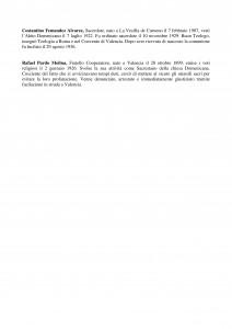 Libro SANTI  BEATI TESTIMONI DELLA FEDE DOMENICANI di Franco Mariani-page-322