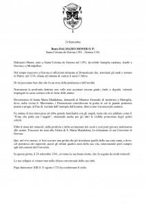 Libro SANTI  BEATI TESTIMONI DELLA FEDE DOMENICANI di Franco Mariani-page-324
