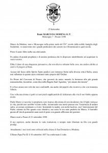 Libro SANTI  BEATI TESTIMONI DELLA FEDE DOMENICANI di Franco Mariani-page-325