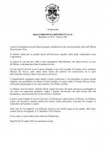Libro SANTI  BEATI TESTIMONI DELLA FEDE DOMENICANI di Franco Mariani-page-327