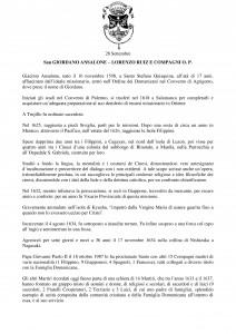 Libro SANTI  BEATI TESTIMONI DELLA FEDE DOMENICANI di Franco Mariani-page-329