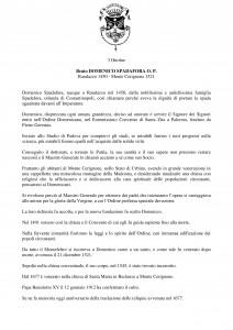 Libro SANTI  BEATI TESTIMONI DELLA FEDE DOMENICANI di Franco Mariani-page-334