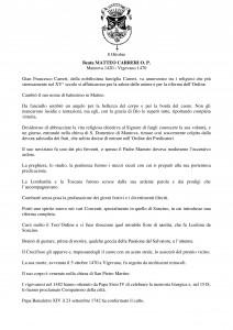 Libro SANTI  BEATI TESTIMONI DELLA FEDE DOMENICANI di Franco Mariani-page-339