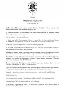 Libro SANTI  BEATI TESTIMONI DELLA FEDE DOMENICANI di Franco Mariani-page-341