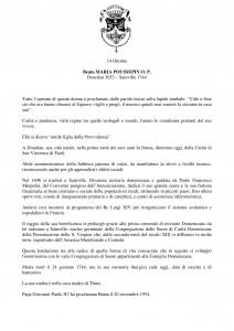 Libro SANTI  BEATI TESTIMONI DELLA FEDE DOMENICANI di Franco Mariani-page-346