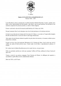 Libro SANTI  BEATI TESTIMONI DELLA FEDE DOMENICANI di Franco Mariani-page-349