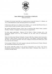 Libro SANTI  BEATI TESTIMONI DELLA FEDE DOMENICANI di Franco Mariani-page-356