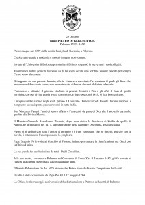 Libro SANTI  BEATI TESTIMONI DELLA FEDE DOMENICANI di Franco Mariani-page-357