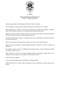 Libro SANTI  BEATI TESTIMONI DELLA FEDE DOMENICANI di Franco Mariani-page-358