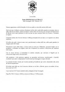 Libro SANTI  BEATI TESTIMONI DELLA FEDE DOMENICANI di Franco Mariani-page-366