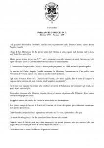 Libro SANTI  BEATI TESTIMONI DELLA FEDE DOMENICANI di Franco Mariani-page-368