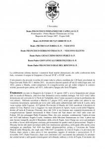 Libro SANTI  BEATI TESTIMONI DELLA FEDE DOMENICANI di Franco Mariani-page-369