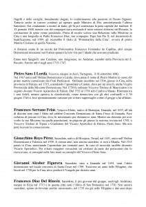 Libro SANTI  BEATI TESTIMONI DELLA FEDE DOMENICANI di Franco Mariani-page-370