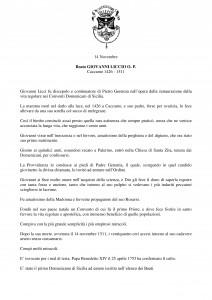 Libro SANTI  BEATI TESTIMONI DELLA FEDE DOMENICANI di Franco Mariani-page-380