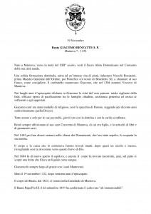 Libro SANTI  BEATI TESTIMONI DELLA FEDE DOMENICANI di Franco Mariani-page-385