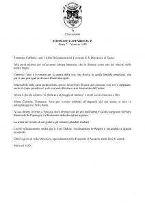Libro SANTI  BEATI TESTIMONI DELLA FEDE DOMENICANI di Franco Mariani-page-389