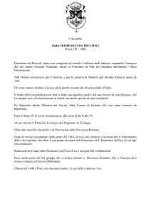 Libro SANTI  BEATI TESTIMONI DELLA FEDE DOMENICANI di Franco Mariani-page-403