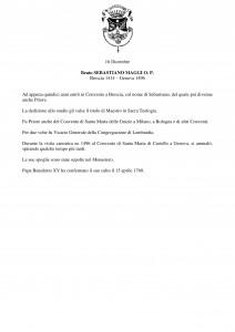 Libro SANTI  BEATI TESTIMONI DELLA FEDE DOMENICANI di Franco Mariani-page-413