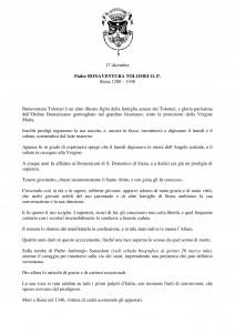 Libro SANTI  BEATI TESTIMONI DELLA FEDE DOMENICANI di Franco Mariani-page-414