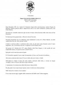 Libro SANTI  BEATI TESTIMONI DELLA FEDE DOMENICANI di Franco Mariani-page-415
