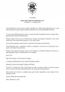 Libro SANTI  BEATI TESTIMONI DELLA FEDE DOMENICANI di Franco Mariani-page-424