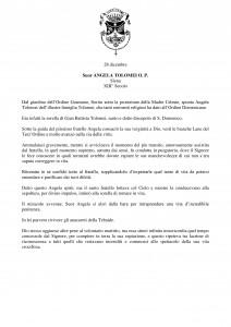 Libro SANTI  BEATI TESTIMONI DELLA FEDE DOMENICANI di Franco Mariani-page-425