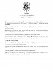 Libro SANTI  BEATI TESTIMONI DELLA FEDE DOMENICANI di Franco Mariani-page-426