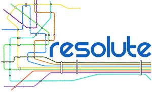 Logo ufficiale RESOLUTE - Comune Firenze