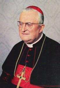 Cardinale Ermenegildo Florit - Archivio Franco Mariani Firenze Promuove